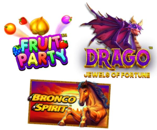 Pragmatic Play รวมเกมส์สล็อตค่าย ufabet