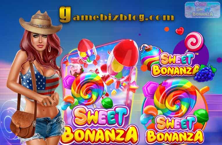 Sweet Bonanza เกมสล็อตแนวหวานแหว๋ว ทำเงินรางวัลได้จริง ยิ่งเล่น ยิ่งรวย กับUFABET